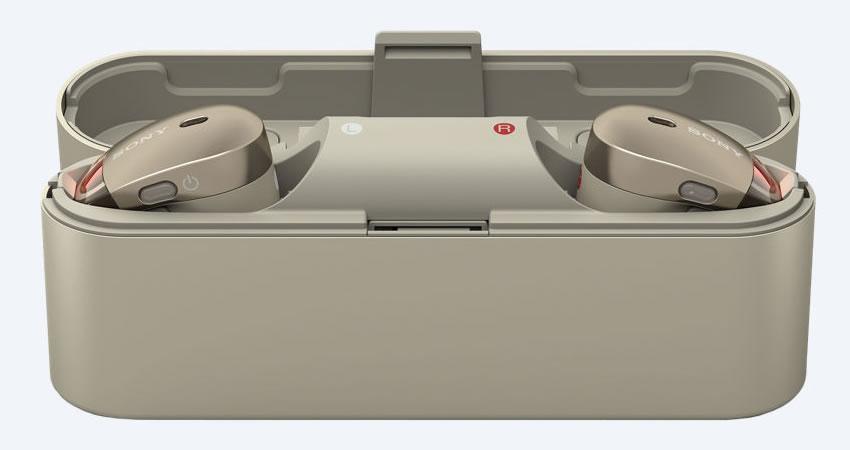 Sony-WF-1000X-gold-case