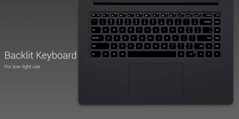 Xiaomi-Mi-Notebook-Pro-Keyboard