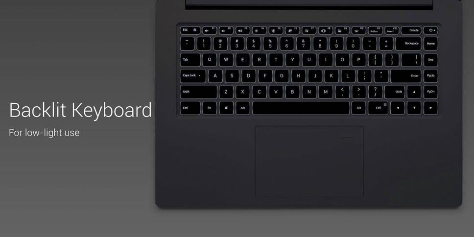 Xiaomi-Mi-Notebook-Pro-Keyboard