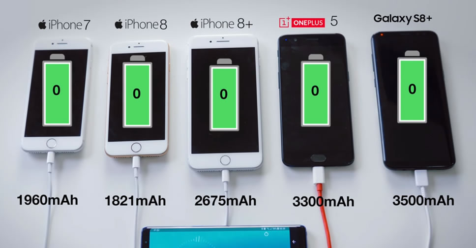 battery-test-iphone8-vs-galaxy-s8-vs-oneplus-5