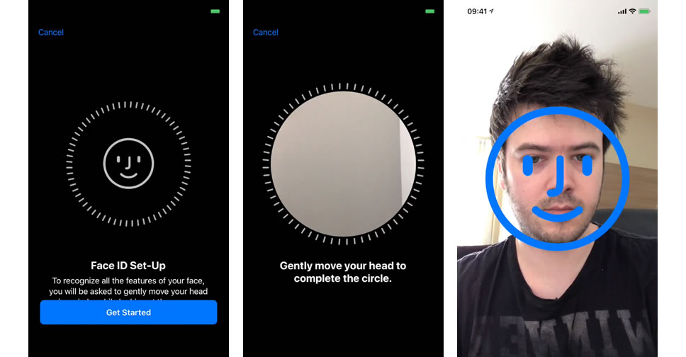 face-id-user-interface