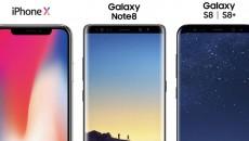 iphone-x-Galaxy-Note8-Galaxy-S8
