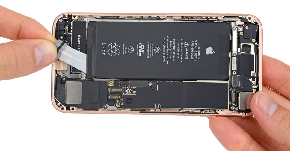iphone8-Teardown