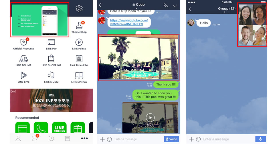 line-compact-video-mode
