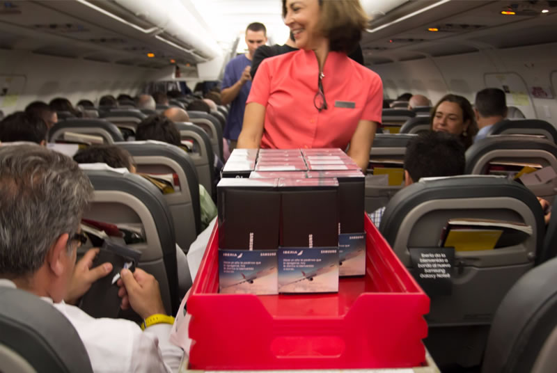 200-Galaxy-Note-8-free-Iberia-Airlines