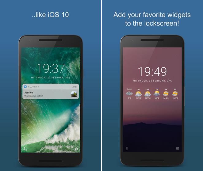 วิธีเปลี่ยนสมาร์ทโฟน Android ให้กลายเป็น iPhone X ด้วยการติดตั้ง