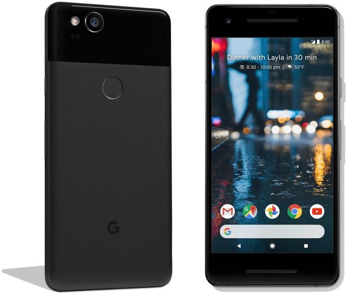 Google-Pixel-2-Black