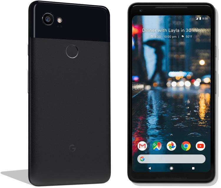 Google-Pixel-2-XL-Black