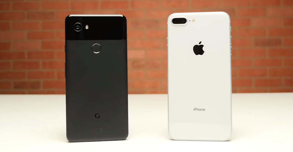 Pixel-2-XL-vs-iPhone-8-Plus