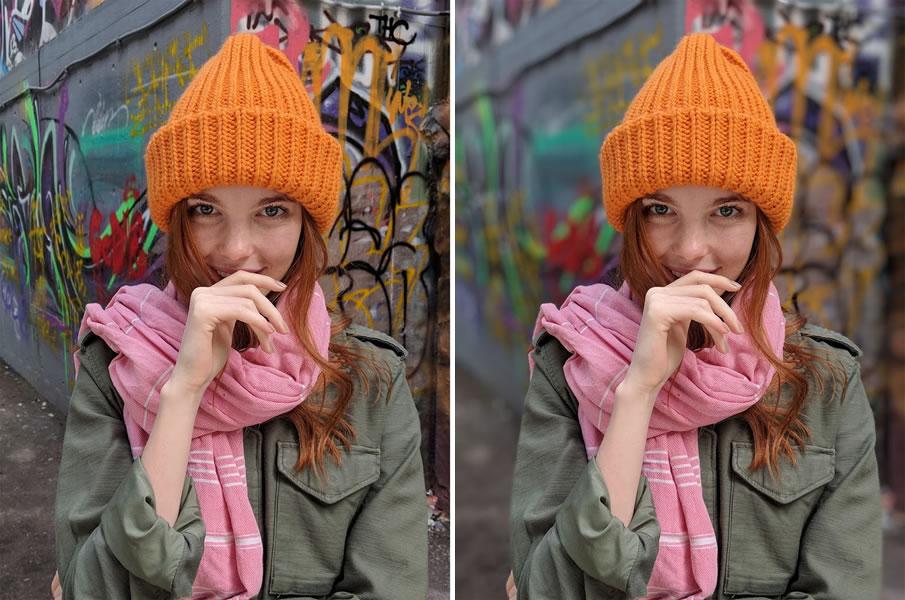 Portrait-Mode-Pixel2