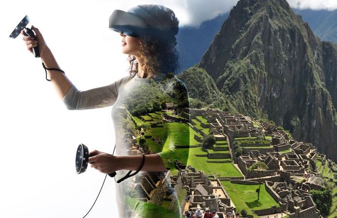 Samsung เปิดตัว HMD Odyssey อุปกรณ์ VR สำหรับ Windows