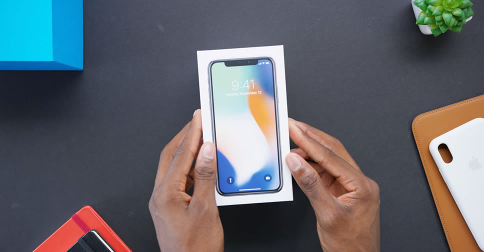 iphone-x-unbox