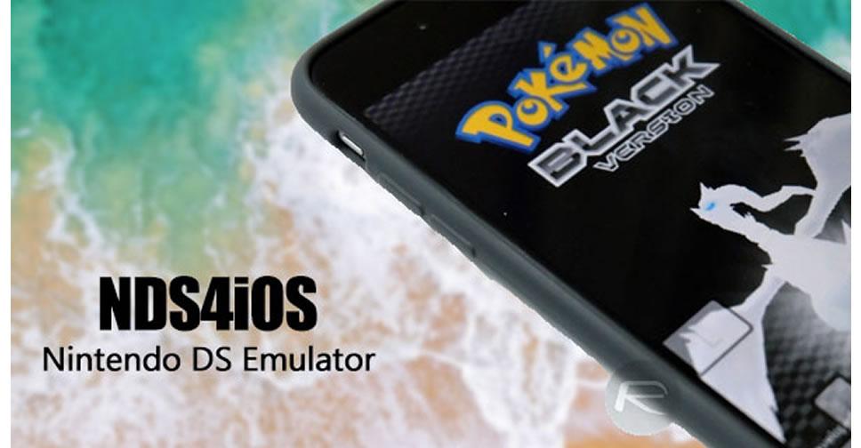 nds4ios-Nintendo-DS-emulator-ios