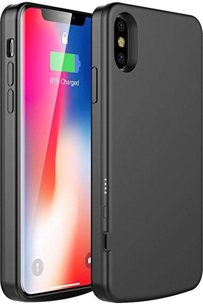 Vproof Iphone X Battery Case Mah