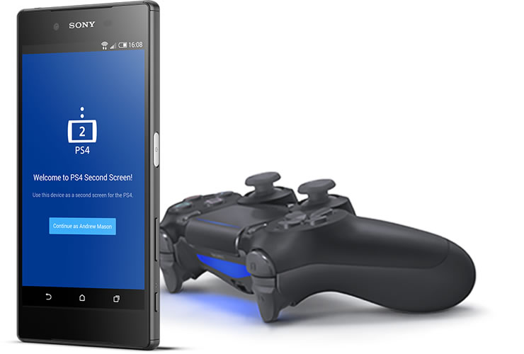 PS4-Second-Screen-App