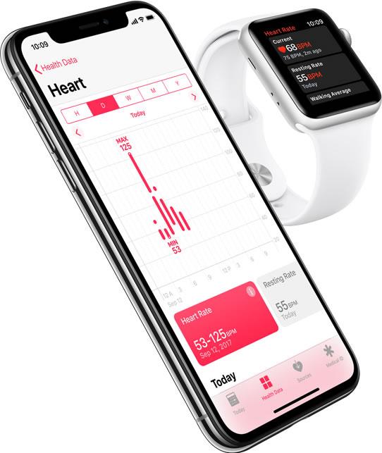iPhone-x-health-app