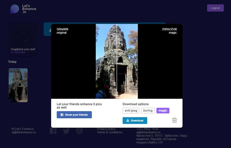 letsenhance-website