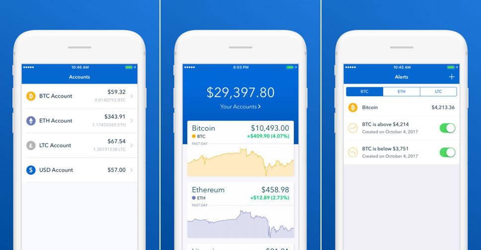 Coinbase app : Securecoin forum 90