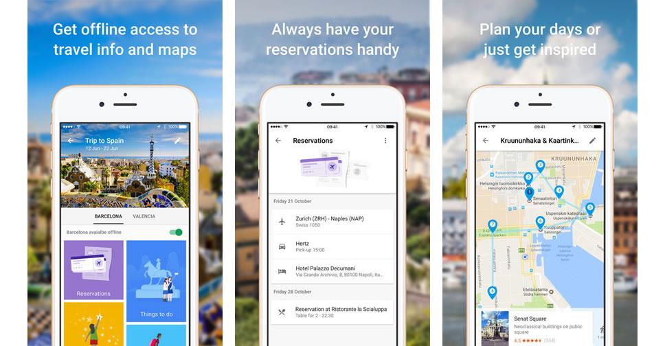 Google เอาใจนักเดินทาง แนะนำบริการค้นหาเที่ยวบิน พร้อมข้อเสนอจากสาย