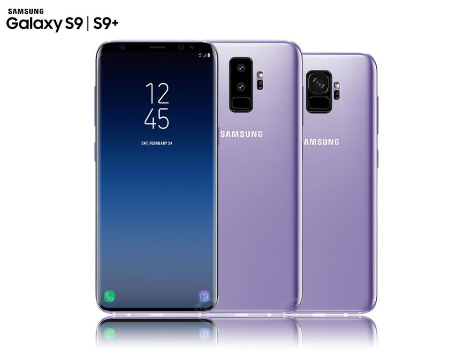 Samsung-Galaxy-S9-render-Orchid
