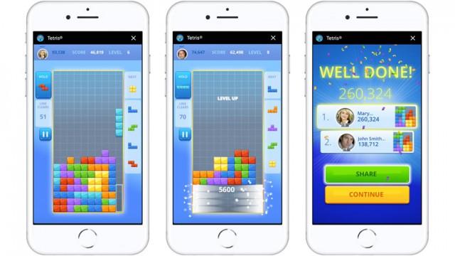 Tetris-Facebook-Messenger