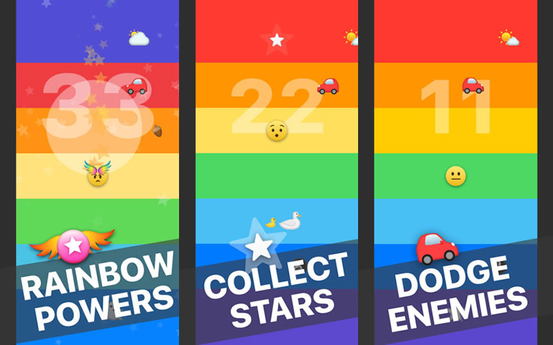 game-Rainbrow-for-iphone-x