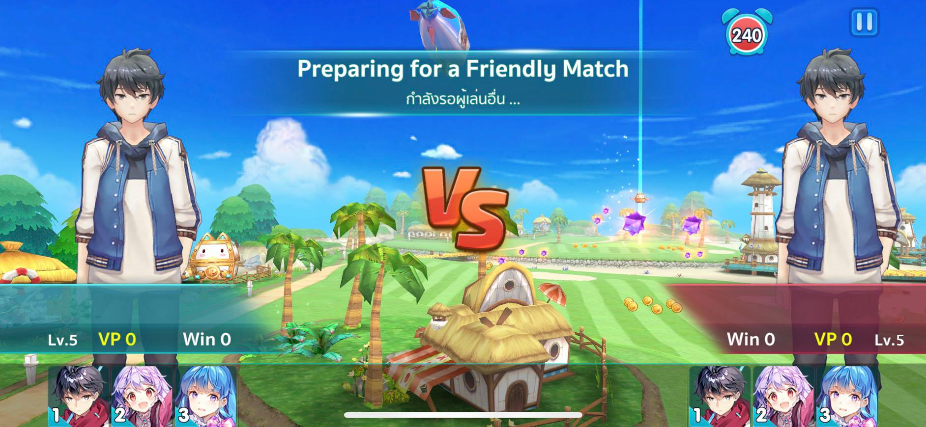 LINE PANGYA Mobile เกมมือถือปังย่าเปิดดาวน์โหลดบน iOS และ