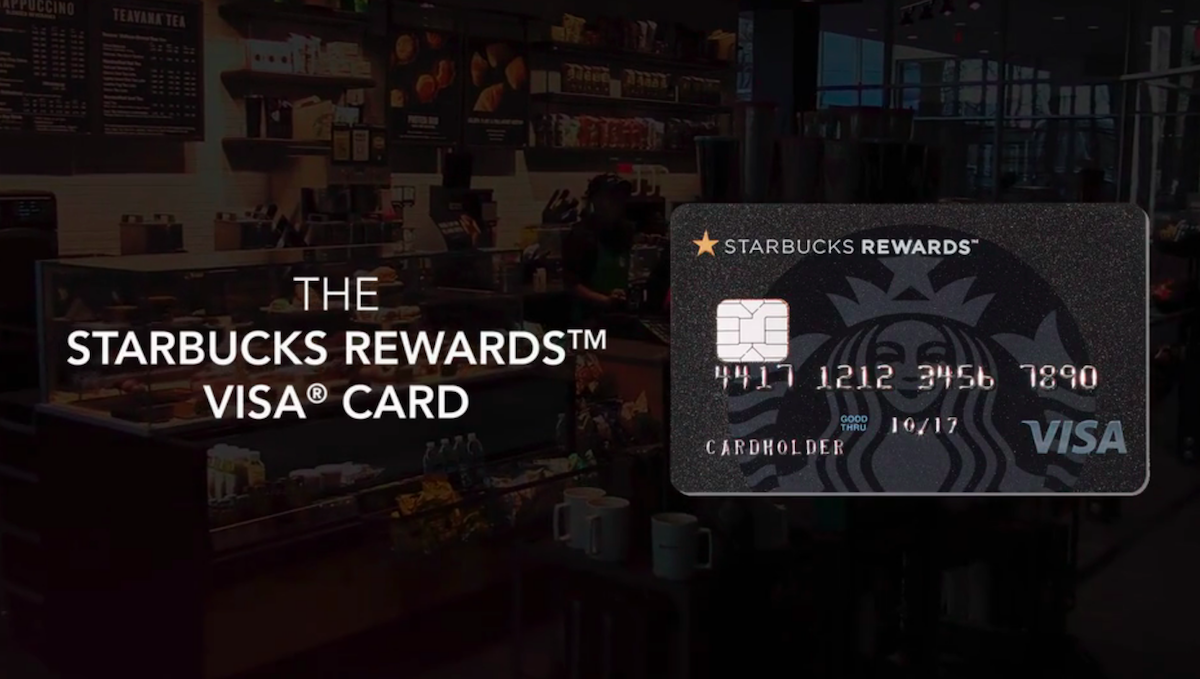 starbucks card duetto visa essay Visa card case essay starbucks, bank one, and visa launch starbucks card duetto visa in the resources and address the following components in your assignment: • answer discussion questions 2 and 4 at the end of the case.