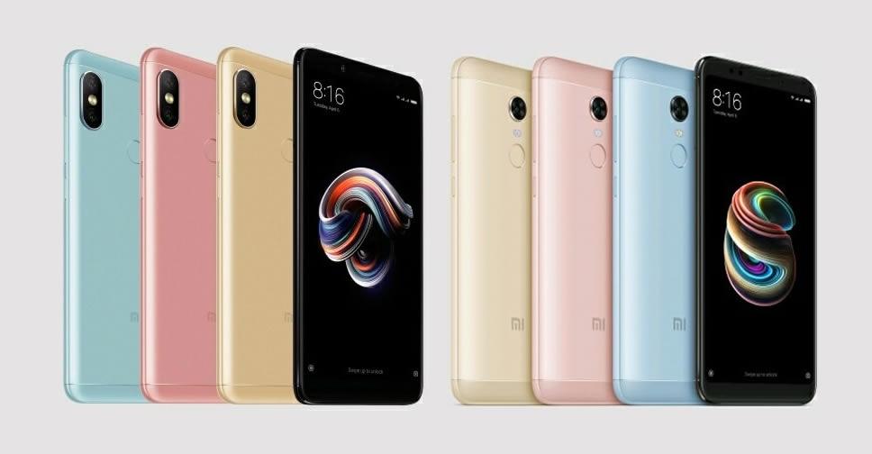 เผยสเปก Xiaomi Redmi Note 5 และ Redmi Note 5 Pro จอ Full