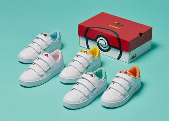 FILA - Pokemon