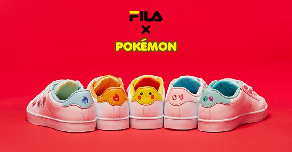 FILA - Pokemon