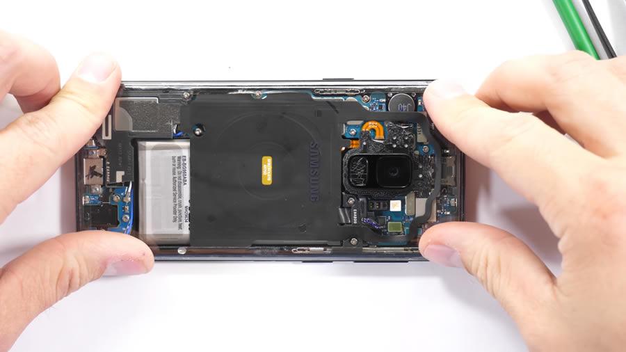 Samsung Galaxy S9 Clear Edition