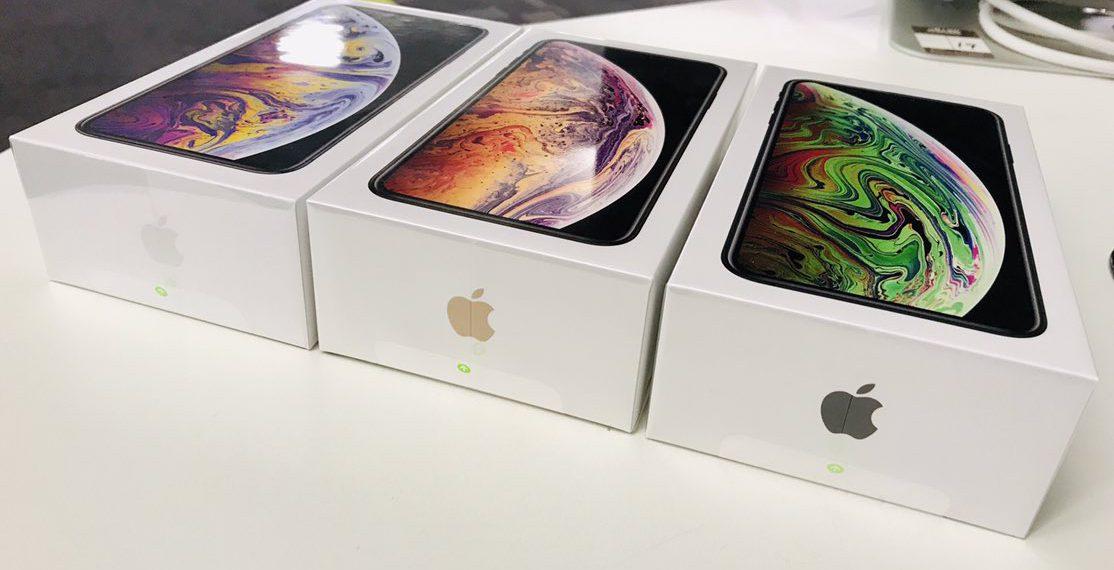 iPhone Xs,iPhone Xs Max และ Apple Watch Series 4 วางจำหน่ายแล้ววันนี้ ในกลุ่มประเทศแรก