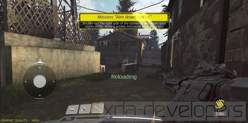 Call of Duty สำหรับอุปกรณ์ Android พร้อมให้ดาวน์โหลดแล้ว