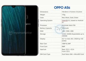 OPPO A5s | Flashfly Dot Net