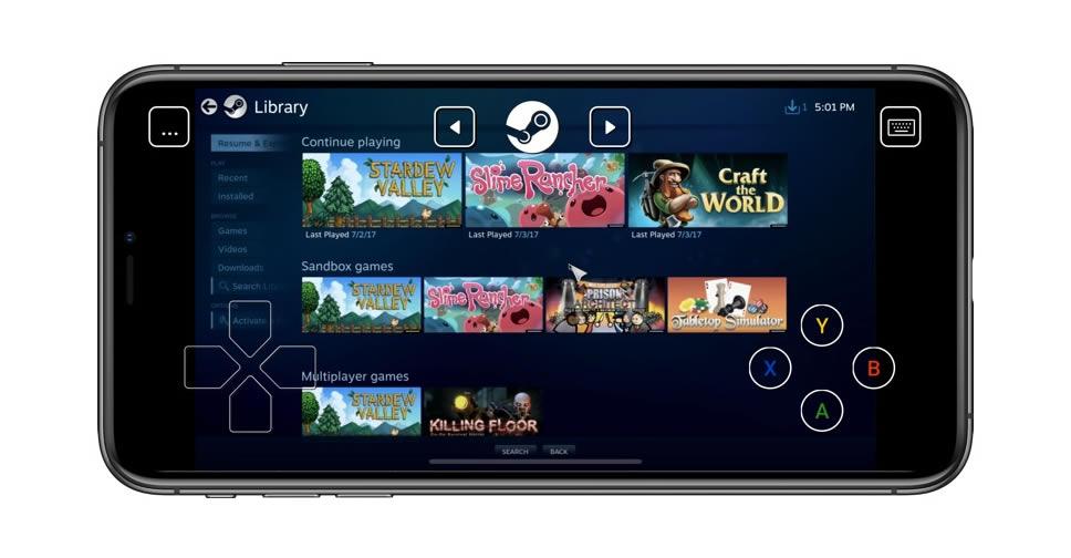 ข่าวดี!! เล่นเกมจาก Steam บน iPhone, iPad และ Apple TV ได้แล้ววันนี้