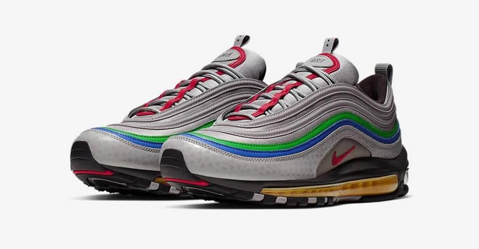 สนมั้ย!! Nike เตรียมวางจำหน่ายรองเท้า Air Max 97 ธีม
