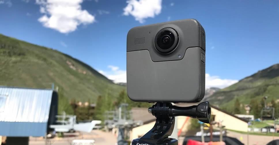 GoPro Max ถูกจดเครื่องหมายการค้า และมีภาพหลุดออกมาแล้ว อาจมา
