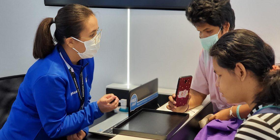 Samsung มอบบริการ 'เติมสุข' ขยายบริการรองรับกลุ่มผู้พิการทางสายตา ผ่านเอ็กซ์พีเรียนซ์ สโตร์ ทั่วประเทศ