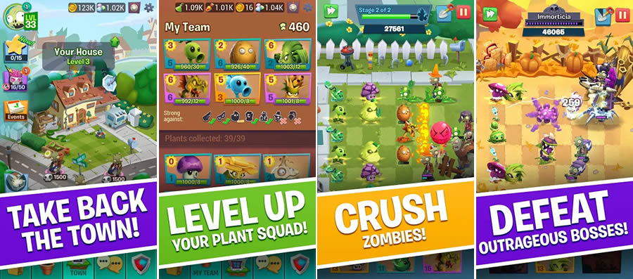 Plants vs. Zombies 3 เปิดตัวแล้วแบบ Soft Launch เฉพาะในฟิลิปปินส์ |  Flashfly Dot Net