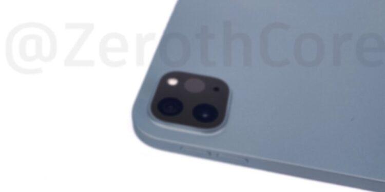 iPad Pro 2021 มาพร้อมกล้องคู่หลัง และมี LiDAR Scanner ...