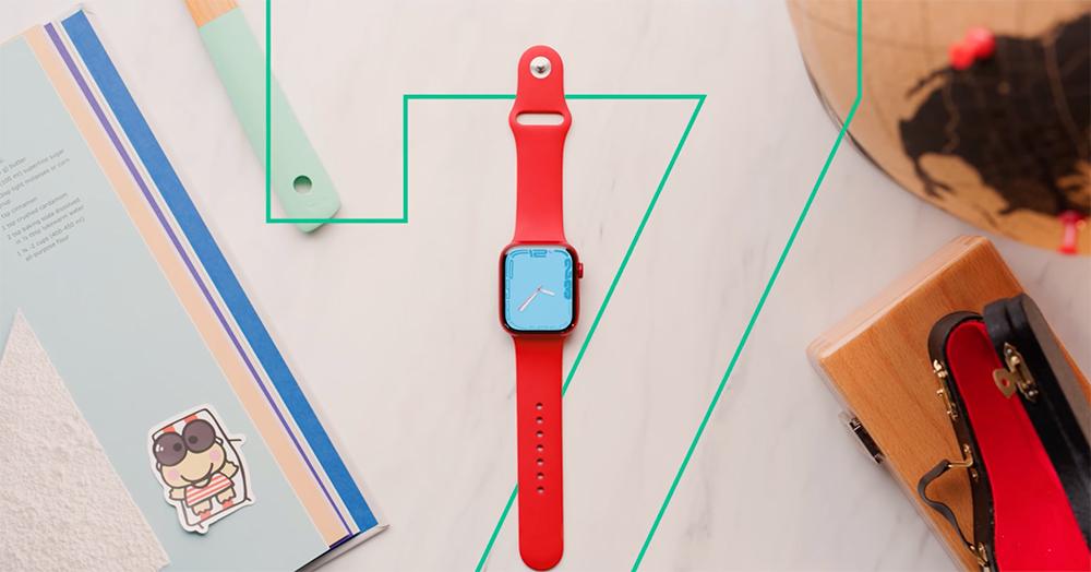 รวมคลิปรีวิว Apple Watch Series 7 จากสื่อดังในต่างประเทศ ก่อนวางจำหน่ายทางการ 15 ตุลาคมนี้